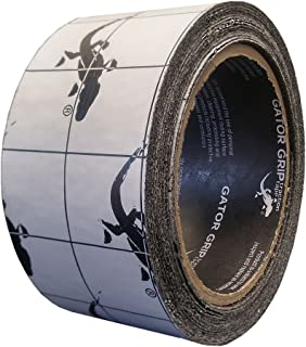 Gator Grip  : SG3102B15 Premium Grade High Traction Non Slip 60 Grit Indoor Outdoor Anti-Slip Tape, 2 Inch x 15 Foot, Black