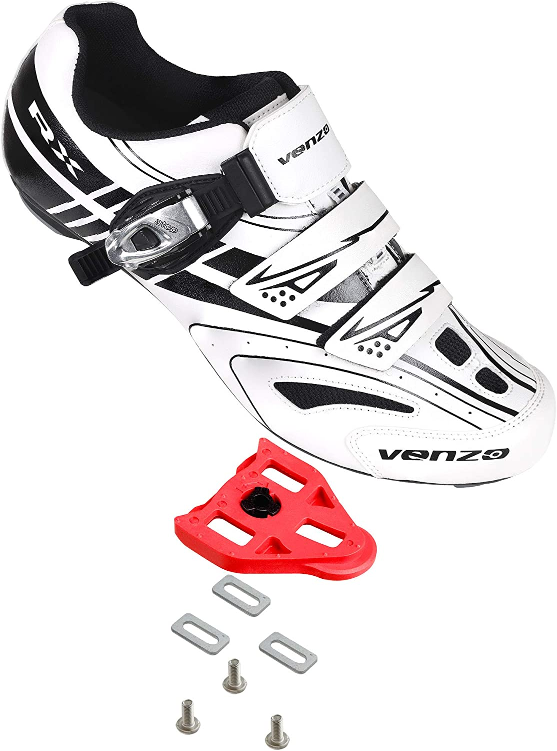 Venzo RX Bicycle Unisex New Shipping Free Shipping Men's or Women's Riding Road Quantity limited Cycling Sho
