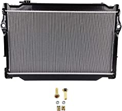 SCITOO Radiator Compatible with 1993-1997 Toyota Land Cruiser Lexus LX450 CU1917