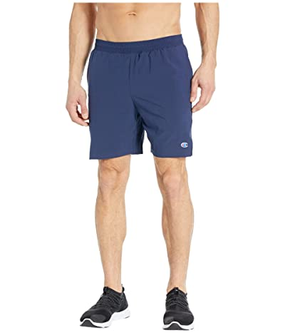 Champion 7 Sport Shorts with Liner (Athletic Navy) Men