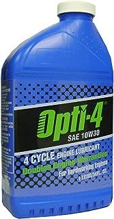 Opti 4 43121 SAE 10W30 34Oz 4-Cycle Engine Lubricant 1 Pack