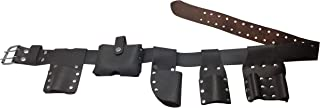 Leather Gold 3416 Scaffolding Belt | 6-Piece Leather Scaffold Belt, 2