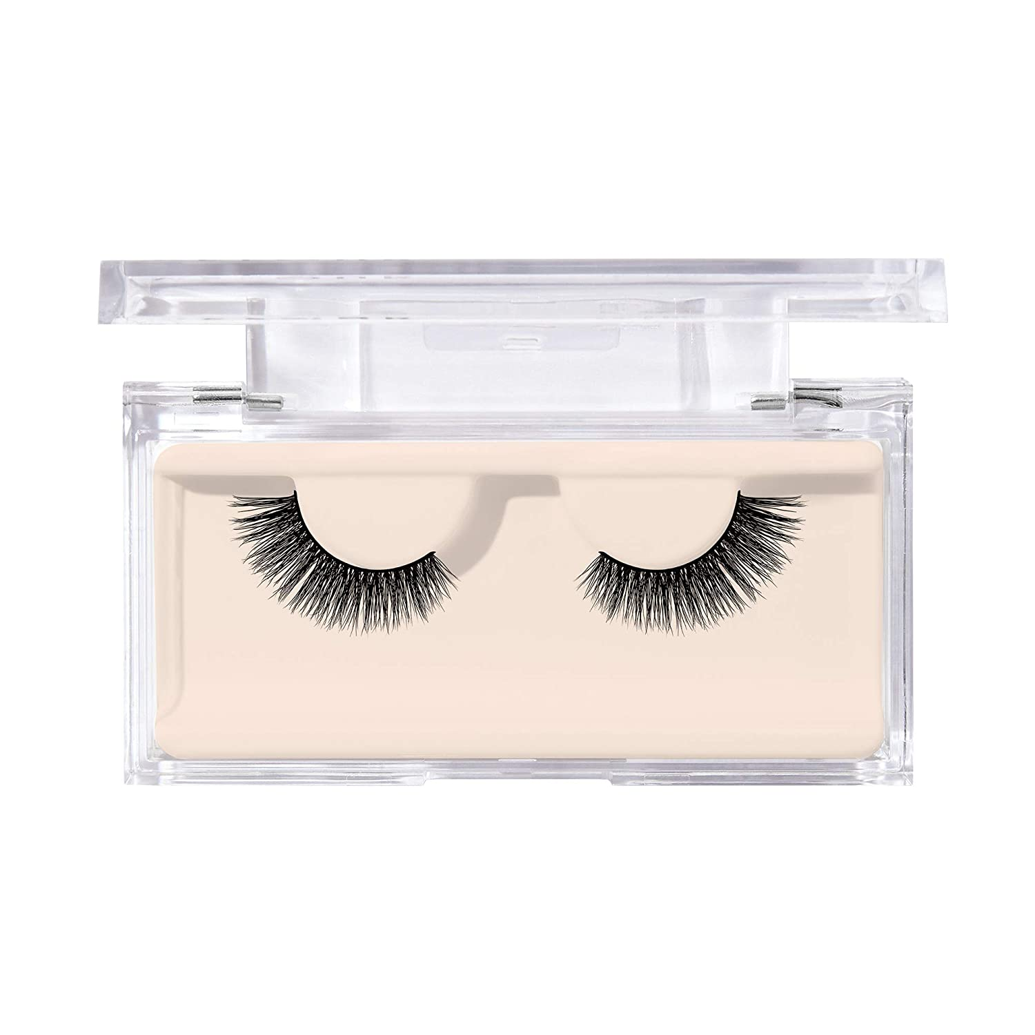 Max 51% OFF Raleigh Mall Velour Synethic Lashes Wear up to Times Natural - 25 Reusable