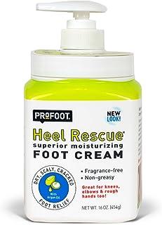 Profoot Heel Rescue Foot Cream 16 oz. Jar (Pack of 3)