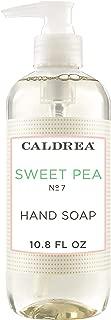 Caldrea Sweet Pea Hand Soap 10.8 oz