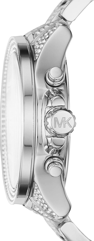 Michael Kors Wren Chronograph Stainless Steel Watch