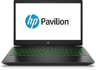 HP Pavilion Gaming 15-Inch Laptop, Intel Core i5-8300H Processor, NVIDIA GeForce GTX 1050TI (4 GB), 8 GB SDRAM, 1TB HDD+16...