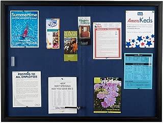 Locking Bulletin Board, 48