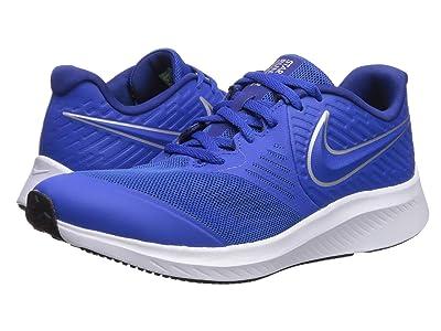 Nike Kids Star Runner 2 (Big Kid) (Game Royal) Boys Shoes