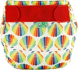 TotsBots Swims - Reusable Washable Baby and Toddler Swim Diaper (Urchin, Size 2 20-35lbs)