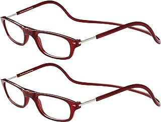 0828335966 TBOC Pack: Gafas de Lectura Presbicia Vista Cansada – (Dos Unidades)  Graduadas +