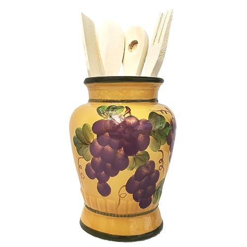 Grape Kitchen Decor: Amazon.com