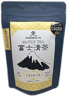 富士清茶 包種烏龍 秋摘 Mt.FUJI Tea Pouchon Oolong