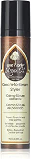 one 'n only Argan Oil Cream To Serum Styler Derived from Moroccan Argan Trees, 3.25 Ounce