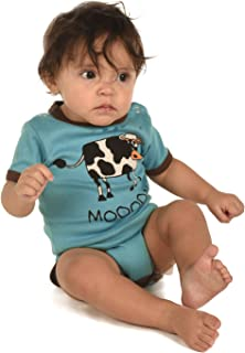 Lazy One Infants Moody Cow Creeper