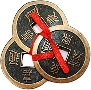 Divya Mantra Chinese Feng Shui Antique Fortune I-Ching 2