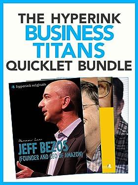 The Business Titans Biography Bundle (Jeff Bezos, Bill Gates, Warren Buffett, Elon Musk)