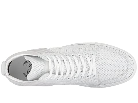 Del Toro High Top Boxing Sneaker White Outlet Excellent Shop For Online 095ix