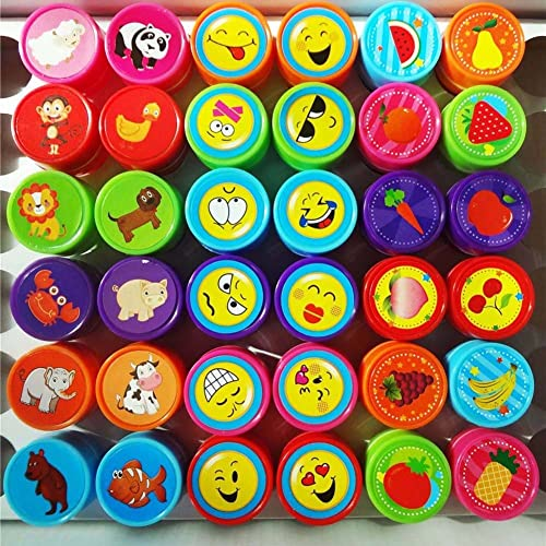 Self Ink Stamps Kids Party Favors Event Supplies For Birthday Gift