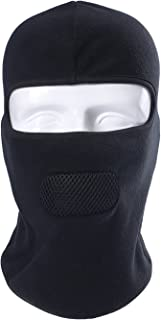 Your Choice Balaclava Winter Face Mask for Men Black