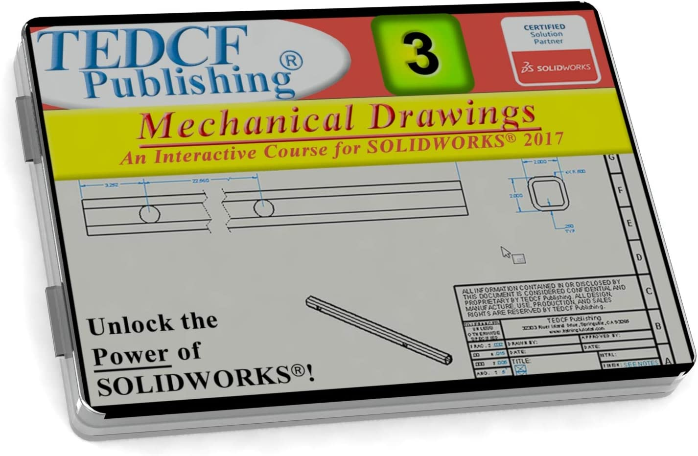 SOLIDWORKS 2017: Easy-to-use Mechanical Drawings Training Cours Video Ultra-Cheap Deals –