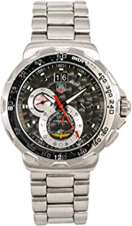 Formula 1 Quartz Male Watch CAH101A.BA080 (Certified Pre-Owned)