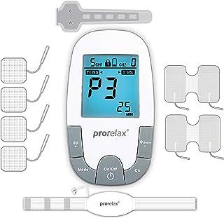 prorelax TENS y EMS SuperDuo PLUS - Aparato de estimulación eléctrica