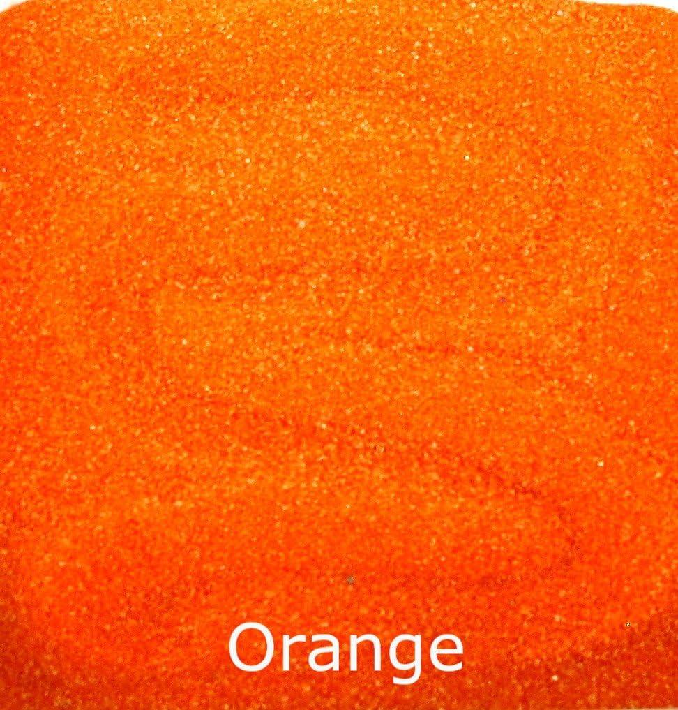 Activa Decorative Colored Sand - 25 Lb. - Orange, 10