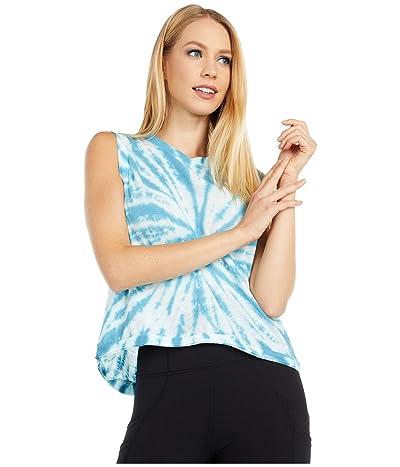 FP Movement Love Tank Top Tie-Dye (Blue/Green) Women