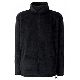 Fruit of the Loom Mens Outdoor Fleece Jacket