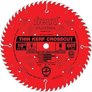 """Freud 10"""" x 60T Thin Kerf Fine Finish Crosscut Blade (LU88R010)"""