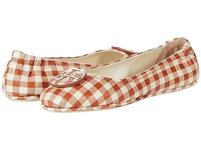 Tory Burch Minnie Travel Ballet w/ Leather Logo