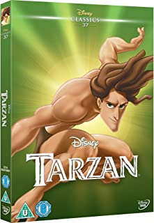 Tarzan | 2-Disc Special Edition | DVD | Arabic & English