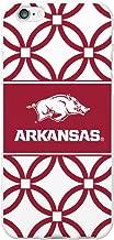 OTM Essentials University of Arkansas, Fayetteville, Elm Band Cell Phone Case for iPhone 6/6s - White