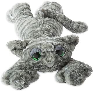 Manhattan Toy Lavish Lanky Cats Slate Grey Shadow 14