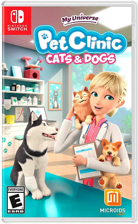 My Universe - Pet Clinic: Cats & Dogs (NSW) - Nintendo Switch
