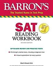 Barron's SAT Reading Workbook (Barron's Test Prep)