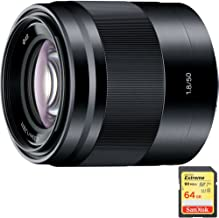 Best sony 50mm 1.8 mirrorless Reviews