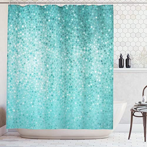 Turquoise Shower Curtains: Amazon.com