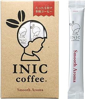 イニックコーヒースムースアロマ 4g×12本 【定番のレギュラーブレンド】【パウダーコーヒーの最高峰】【世界のバリスタチャンピオンも採用の味わい】