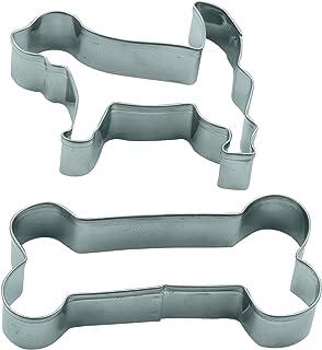 Unbekannt Perro y Hueso Städter – Molde para Galletas, diseño de Beagle para hundekekse Moldes