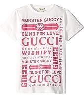 Gucci Kids - Graphic Logo T-Shirt 547559XJAIC (Little Kids/Big Kid)