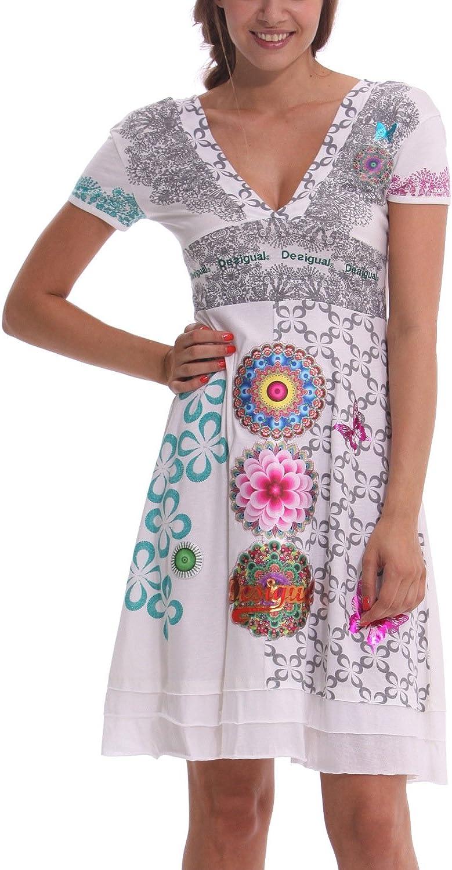 Desigual Women's Flechazo short Sleeves Dress