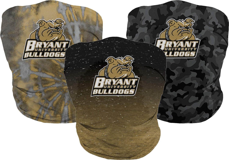 ProSphere Bryant University Neck Gaiter/Face Scarf (3-pack)