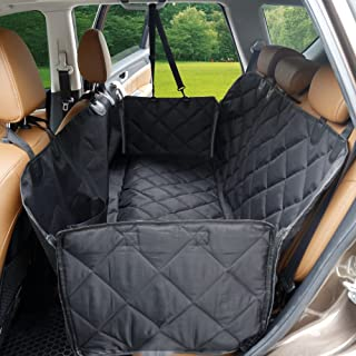 LAND ROVER RANGE ROVER EVOQUE 11-ON PREMIUM QUILTED PET HAMMOCK REAR SEAT COVER