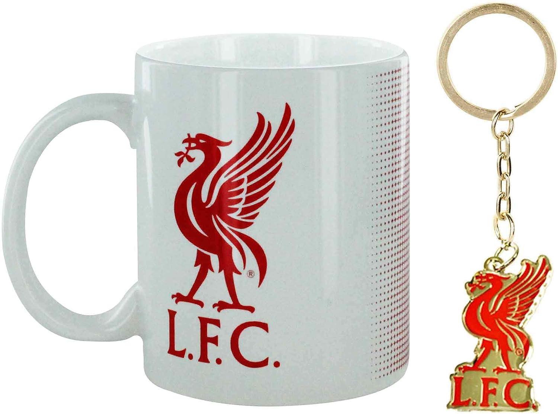 Superior Liverpool FC shop Mug Keyring