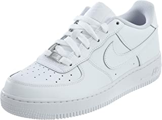 Nike Air Force 1 (GS), Sneaker a Collo Basso Unisex-Adulto