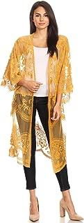 kimono with dress outfit