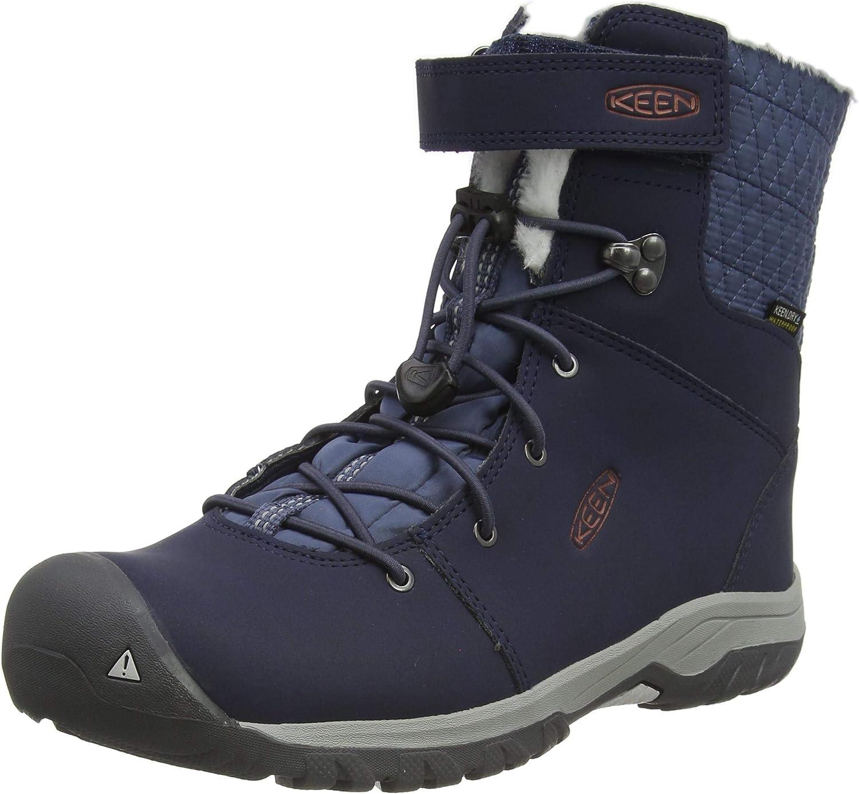 KEEN Unisex-Child Tulsa Mall Max 65% OFF Hoodoo 3 Wp Snow Mid Boot