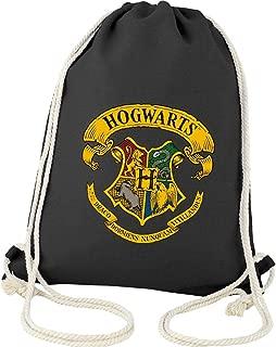 Harry Potter Alumni Sacs /à cordon et accessoires en mati/ère synth/étique Gris//multicolore